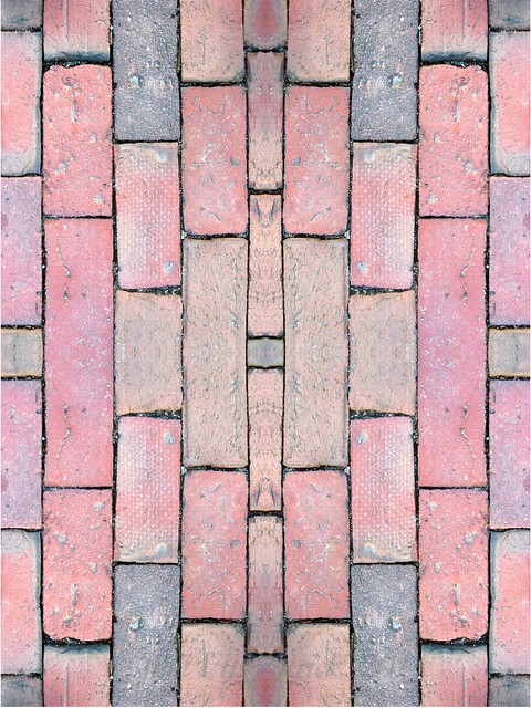 Brick Abstract