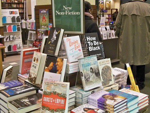 """How To Be Black"" in an actual bookstore!"