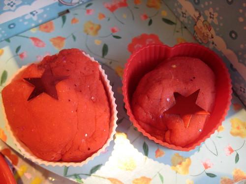 valentine playdough recipe