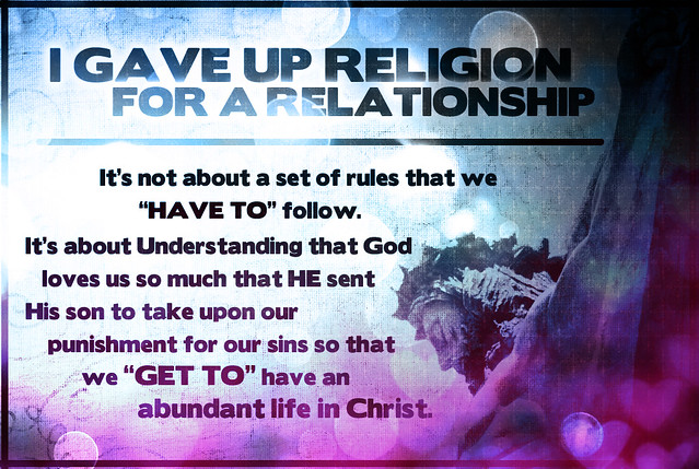 religion and relationship with god