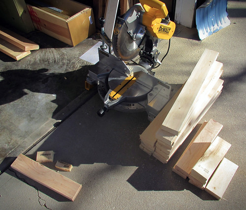 Wing Stand Cuts!