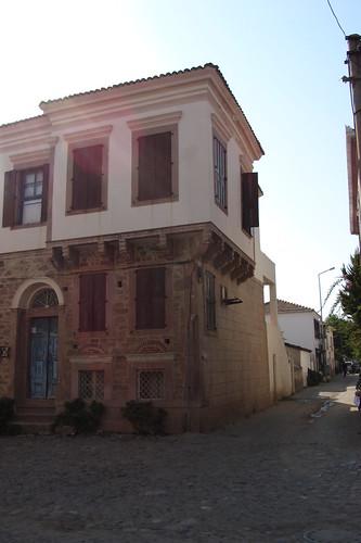 Burhaniye day 2 (Ayvalik): traditional house (2)