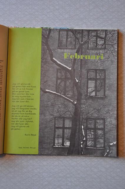 Evas kalender februari 1963