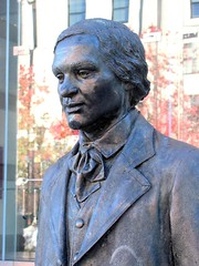 Thomas Day Statue, Furniture and Exhibit