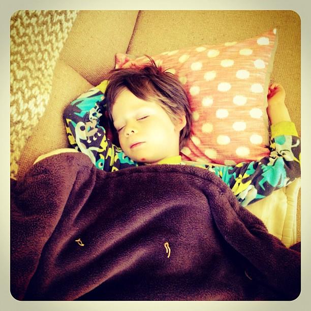 sick baby :(