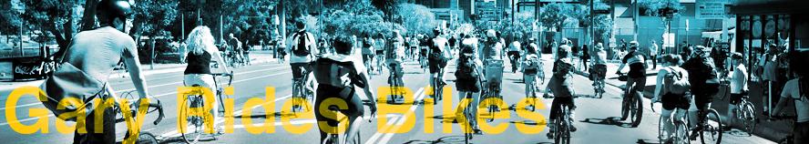 Gary Rides Bikes