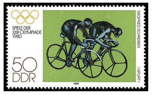 1980 Olympics, East Germany