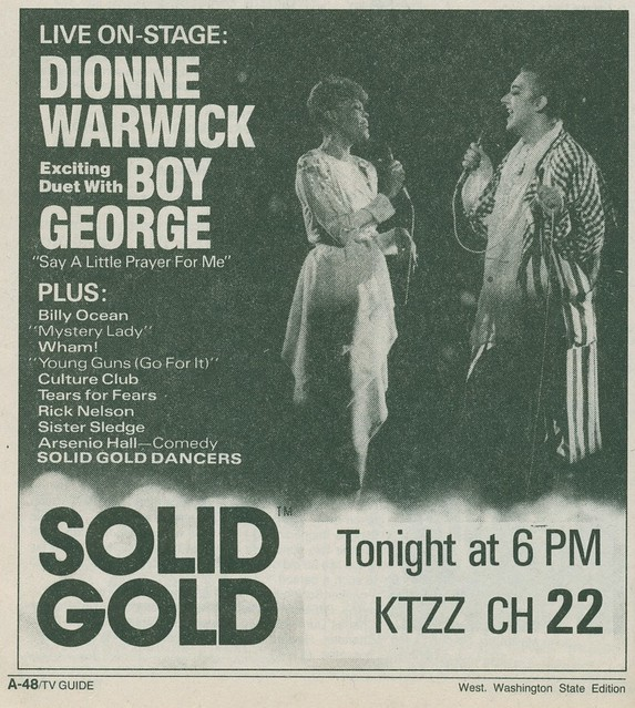 Solid Gold, Sept 14 1985