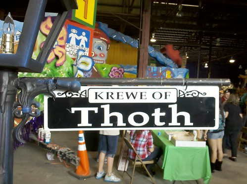 Thoth sign