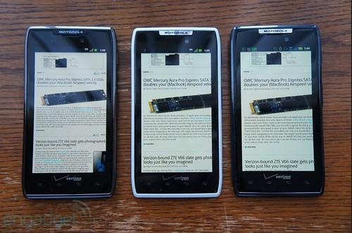 Motorola Droid RAZR Maxx 1