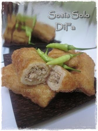 Sosis Solo DiFa by DiFa Cakes
