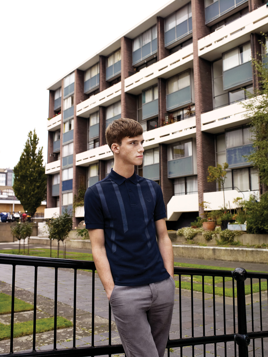 Johnny George0013_FRED PERRY SS12