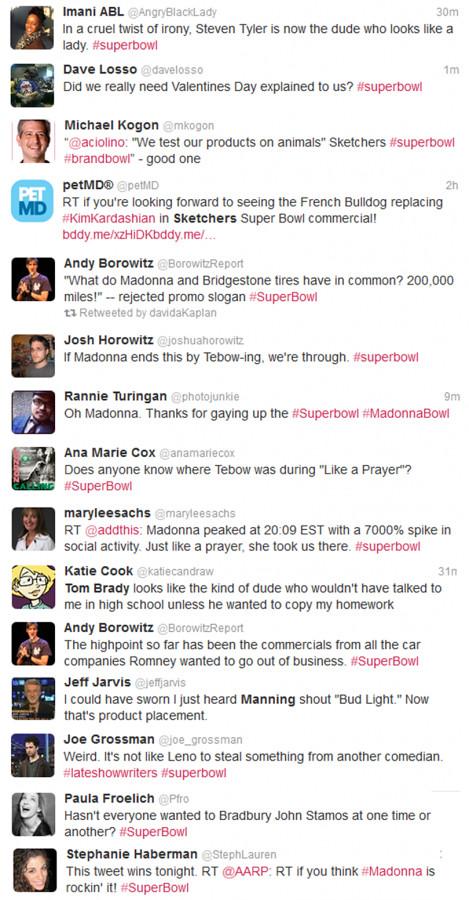 Super Bowl Mvp Tweets Of 2012 [Pic]