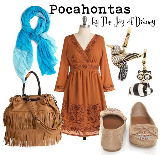 Inspired by: Pocahontas