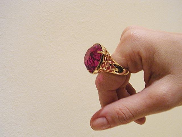 anillo svarowski