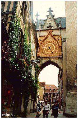 Avoir l'heure à Auxerre