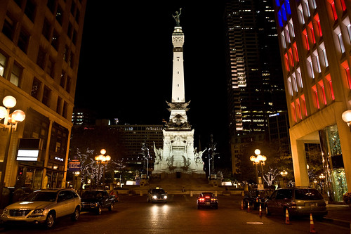 downtown Indianapolis (by: Josh Hallett, creative commons license)