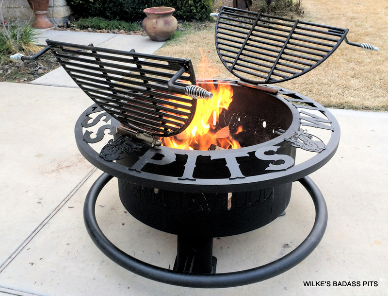 """2"""" SOLE SAVER AND HALF-ASS GRILL"""