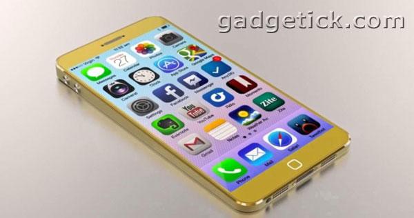 4,7-дюймовый iPhone 6 выйдет в сентябре
