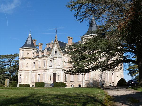 Château route 2