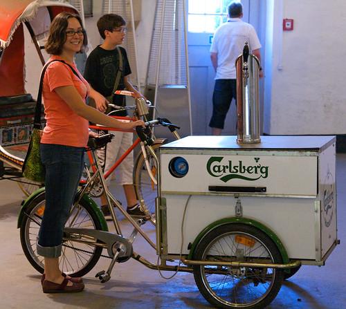 Carlsberg Trike