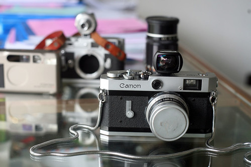 Canon P rangefinder (great) for Sales