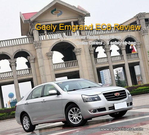 Geely Emgrand EC8 Review