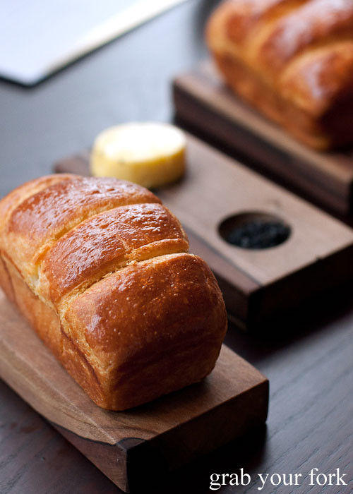 brioche at black by teage ezard