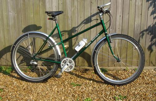 Friedel's Robin Mather Touring Bike