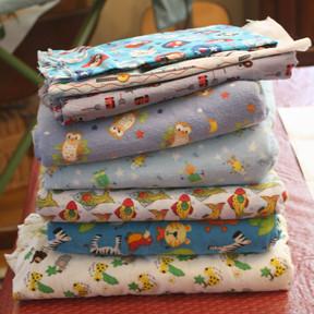 Diaper Fabrics