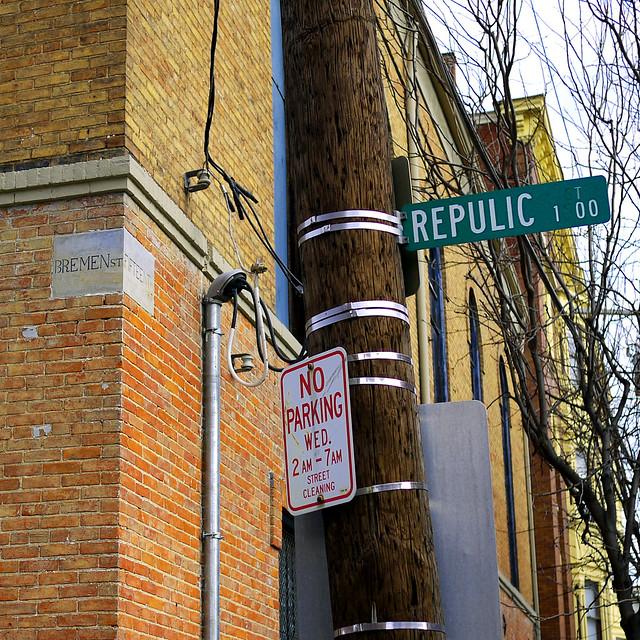 Repulic St