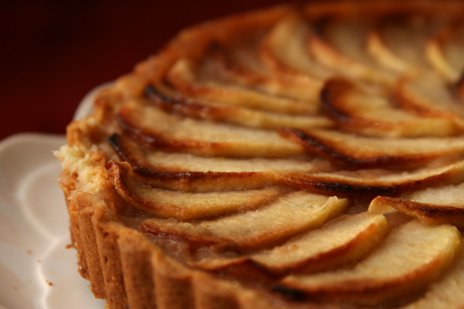 normandy apple tart 8