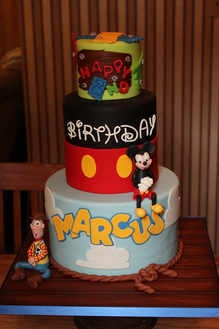 Happy 2nd Birthday Marcus