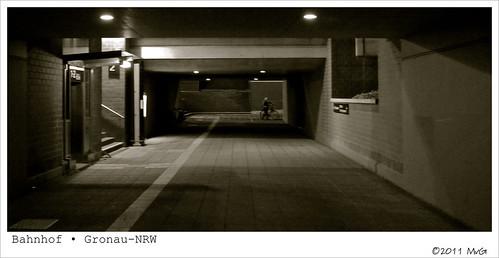 Bahnhof • Gronau/NRW by Marcel van Gunst