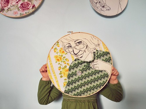 me, stitched by lucky jackson