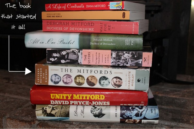 Mitford Sisters Books