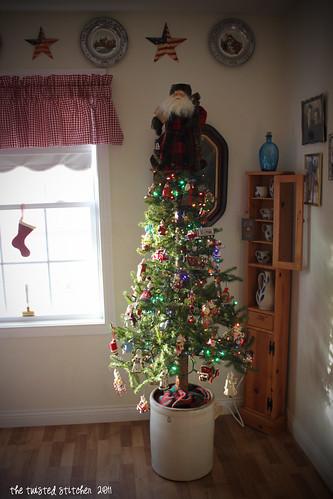 My Santa Tree