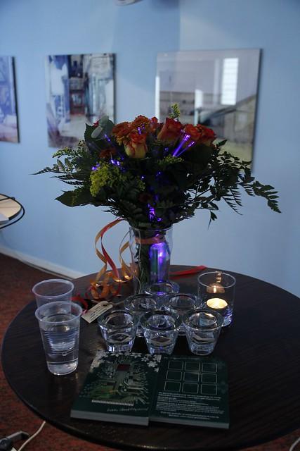 Cold Feet Interactive Wedding Bouquet