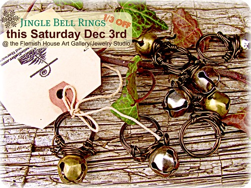 jingle bell sale by Stephanie Distler