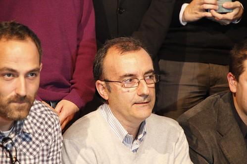 Gorka Palazio, Premio Especial Buber 2011