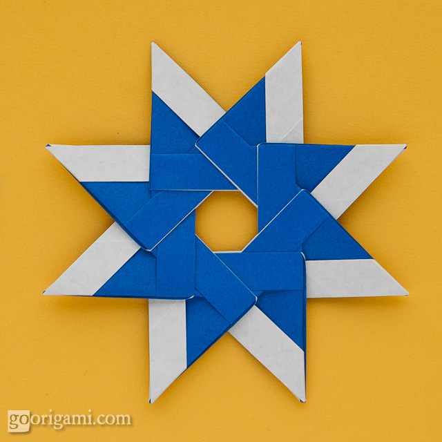 Video: Origami 5-Pointed Star | eHow.com