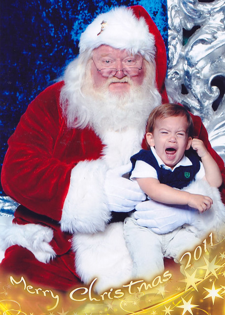 jc with santa