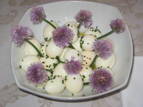 Ovetti in fiore - Loredana Vidali