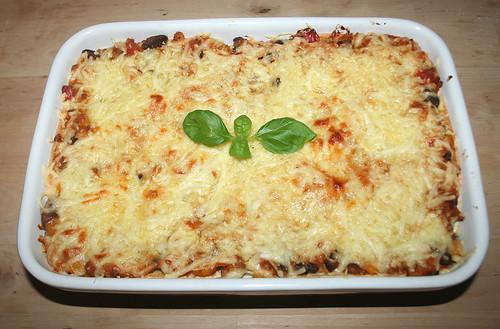 41 - Tortilla-Lasagne - Fertig-gebacken
