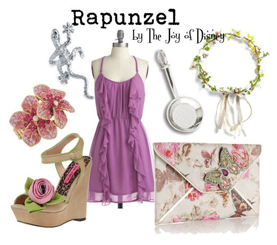 Inspired by: Rapunzel -- Tangled