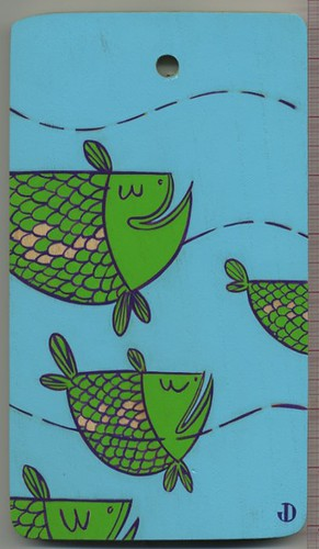 """Sea"", acrylic on board 2011 by Jason Dryg"