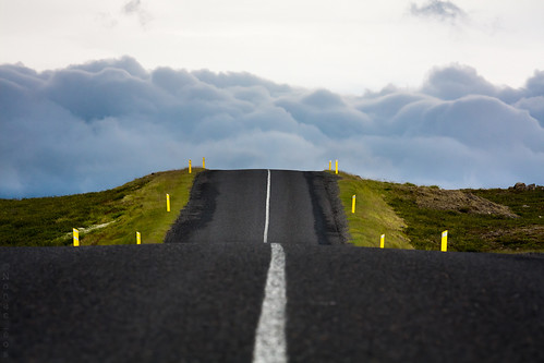 Road to Heaven - Mývatn (Rte 87) - Iceland - #Explored