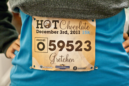 Hot Chocolate 15K