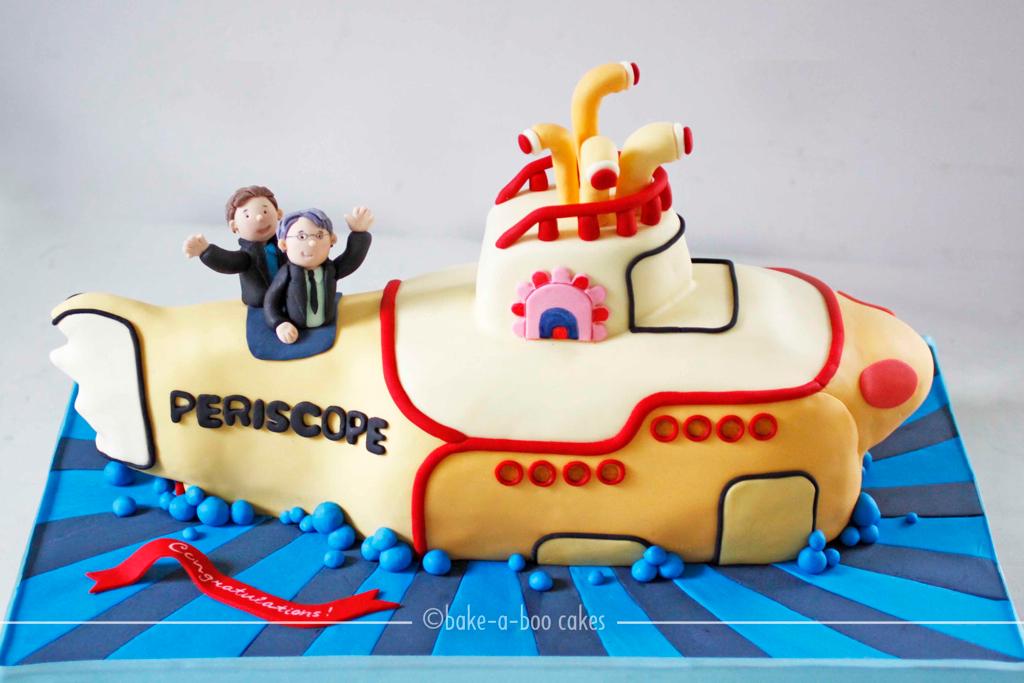 Bake A Boo Cakes