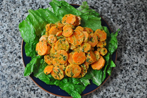Herbed Carrot Salad